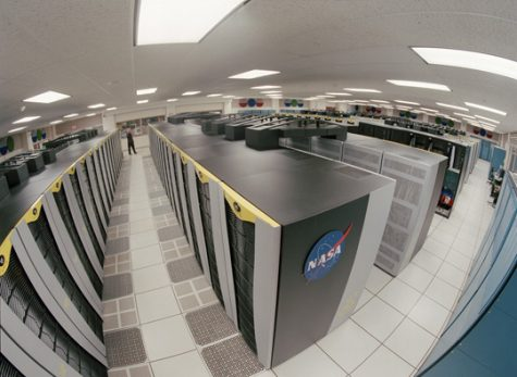 Photo of SGI Altix