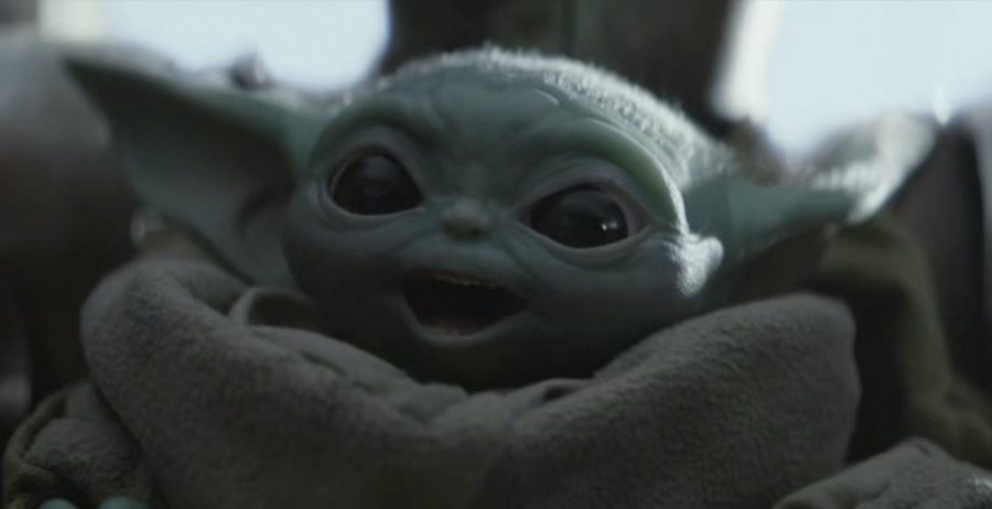 Baby Yoda Is The Best