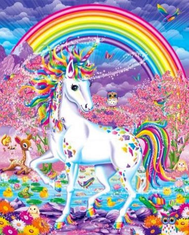 Image Courtesy Of Lisa Frank.